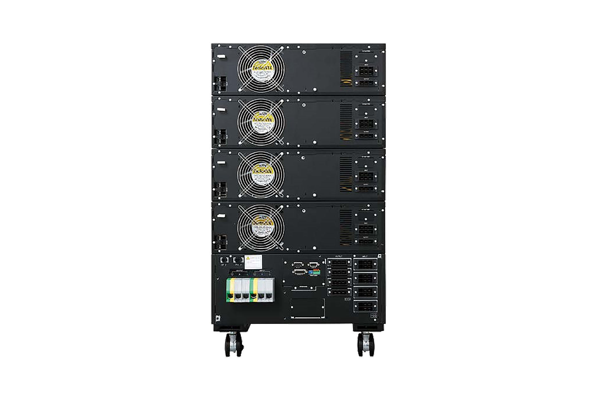 20kVA Parallel Redundant Uninterruptible Power Supply (UPS)