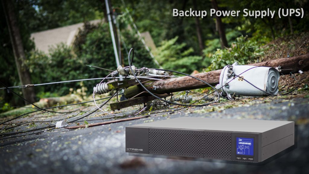 Backup Power Supply