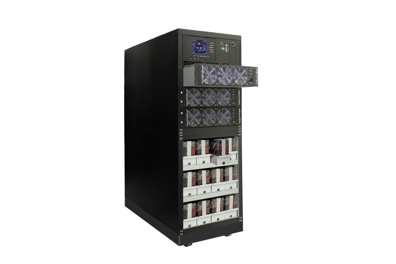 20kVA Modular Online UPS | Three Phase 200V | Double Conversion